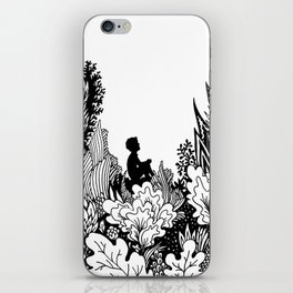 Commune With Nature iPhone Skin