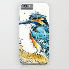 Regal Kingfisher iPhone 6s Slim Case