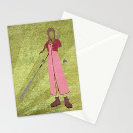 Aerith Stationery Cards