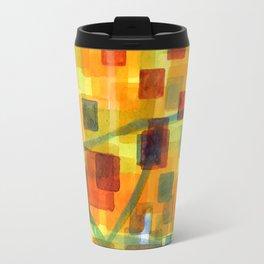 Joyful Whirl of Colors  Travel Mug