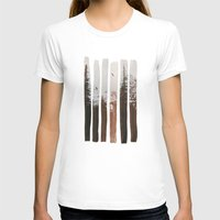 T-shirts featuring Into The Wild by Andreas Lie