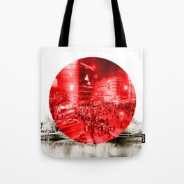 Land of the Rising Sun Tote Bag