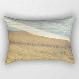 Surf Meets Sand Rectangular Pillow