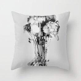 Dysphoria I Throw Pillow