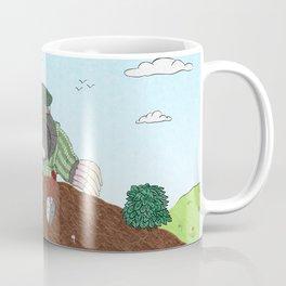 Country Mole Coffee Mug