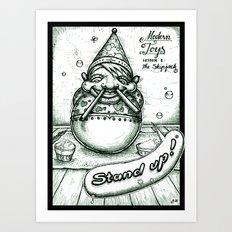 The Skipjack Art Print