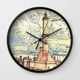 La Lanterna Wall Clock