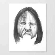 Wood Grace Canvas Print