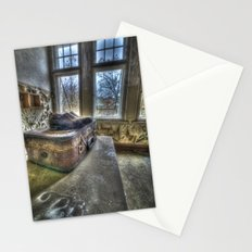 Lost traveller  Stationery Cards