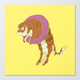Phat Tigre Canvas Print