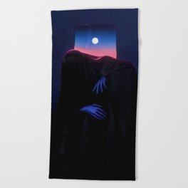 Trust II Beach Towel