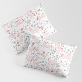 Unicorn Fields Pillow Sham