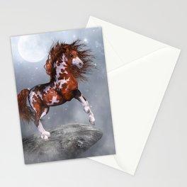 Native Horse Stationery Cards