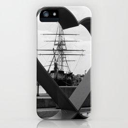 Ship Love iPhone Case