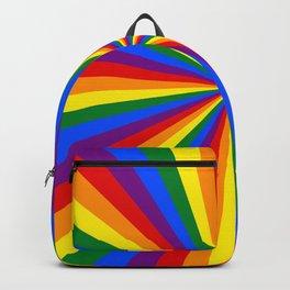 Eternal Rainbow Infinity Pride Backpack