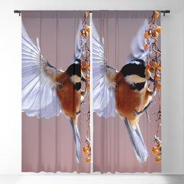 Little Birdy Blackout Curtain