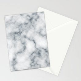 Marble Cloud Stationery Cards