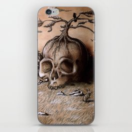 The Shaman of Old iPhone Skin