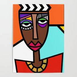 African Beauties  Poster