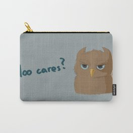 Hoo cares? Carry-All Pouch