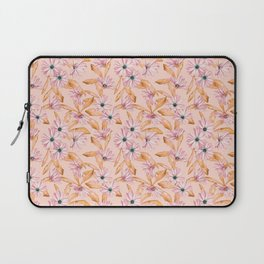 Pink Daisies Laptop Sleeve