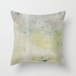 Under the Surface Throw Pillow