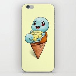 I Scream For Ice Squiream iPhone Skin