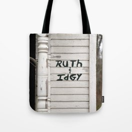 Ruth and Idgys from Fried Green Tomatoes Tote Bag
