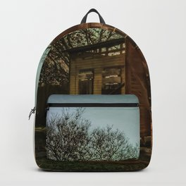 House Of The Rising Sun Backpack