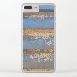 Old Water Wheel Clear iPhone Case