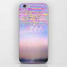 Displaced iPhone Skin