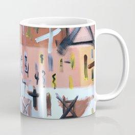 Colourful Chaos II Coffee Mug