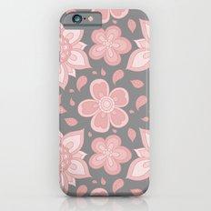 FLORAL PATTERN 8 iPhone 6s Slim Case