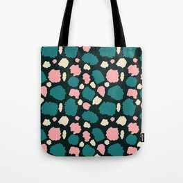 abstract paint swatches Tote Bag