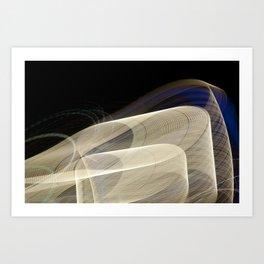 Dallas Traffic #167 Art Print