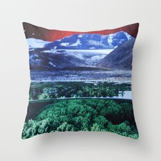 Surface Throw Pillow