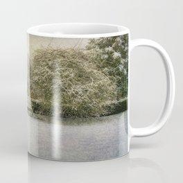 Magical Snowy Garden Coffee Mug