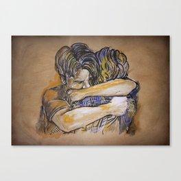 Good Will Hunting Canvas Print