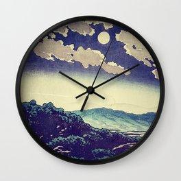 When Quani Awakens Wall Clock