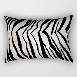 Animal Print, Zebra Rectangular Pillow