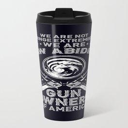 GUN OWNERS Travel Mug