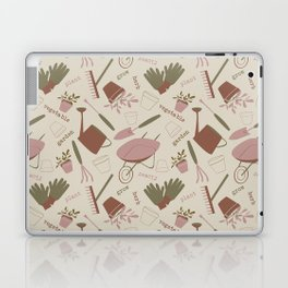 A Day in the Garden - Rose Laptop & iPad Skin