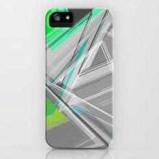 ∆Green iPhone (5, 5s) Slim Case