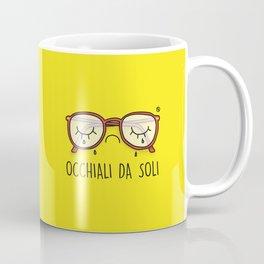 Occhiali da Soli Coffee Mug