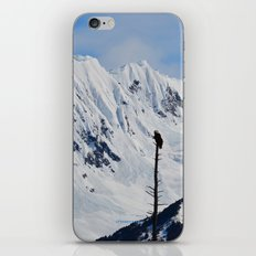 Perch With A View - I iPhone Skin