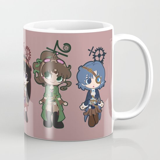 Steampunk Sailor Moon - Inners Mug