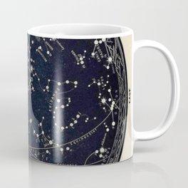 Constellation Chart Coffee Mug