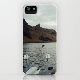 St Margaret's Loch - Scotland iPhone Case