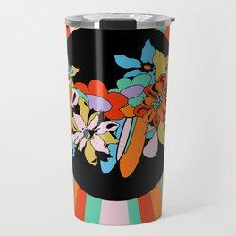 Eternally Floral Travel Mug