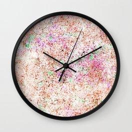 JP Sketch Wall Clock